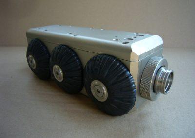 Kanalinspektionstechnik Fahrwagen 100 (Eigenentwicklung)